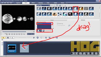 Cara membuat video dari foto dengan Ulead VideoStudio dapat dengan mudah kita lakukan karena proses edit video seperti ini terkesan praktis dan tidak memakan banyak waktu -- Dalam mengedit video, alangkah baiknya jika kita terlebih dahulu mengenal dasar dari efek-efek yang ada didalam sebuah software untuk edit video.