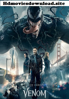 Venom 2018 Full Hindi Movie Download Hindi Dubbed HDRip 720p
