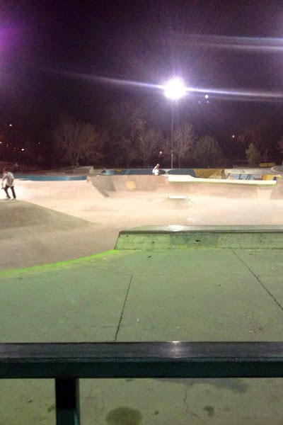 Reef Indy - Los Altos Skatepark