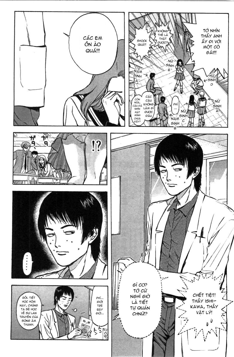 Psychometrer Eiji chapter 47 trang 8