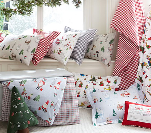 My Owl Barn: Christmas Advent Calendars, Stockings and Bedding by ...