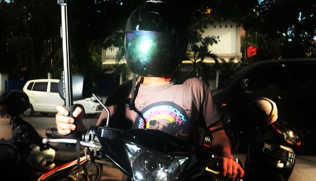 Pasca Larang FPI Sweeping Geng Motor, Polisi Kecolongan: Satu Wanita Dibacok Geng Motor di Depok