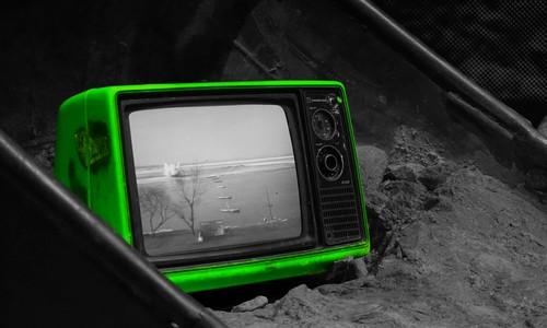お金持ちとテレビ