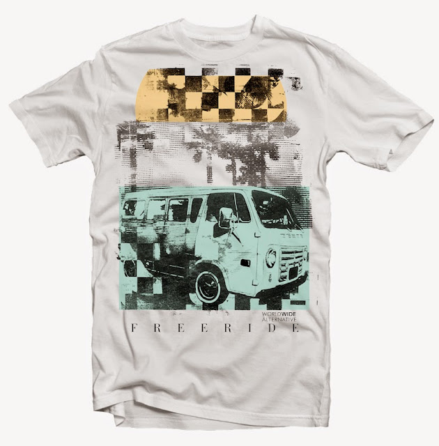 grunge art tshirts