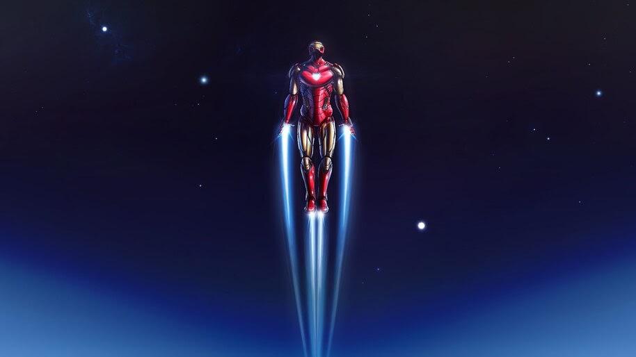 Iron Man 4k Wallpaper 4 2201