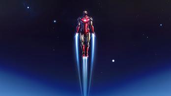 Iron Man, 4K, #4.2201