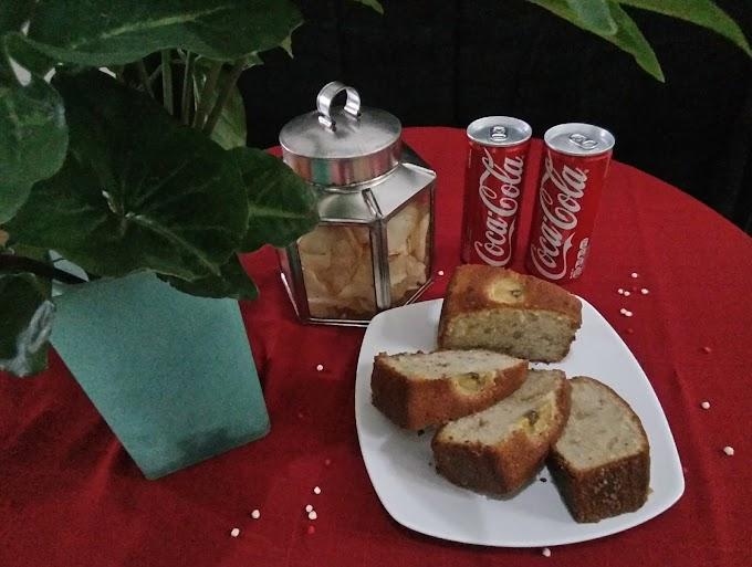 Cake Pisang....Sederhana, Gampang, dan Cita Rasa Tiada Tara