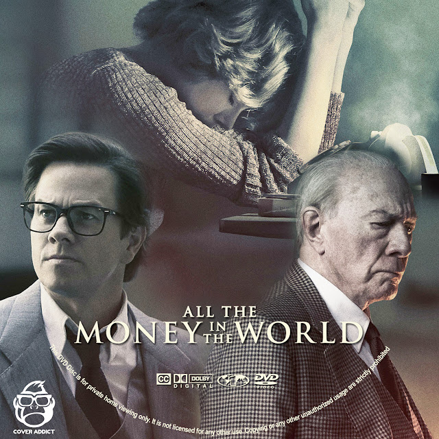 All The Money In The World DVD Label