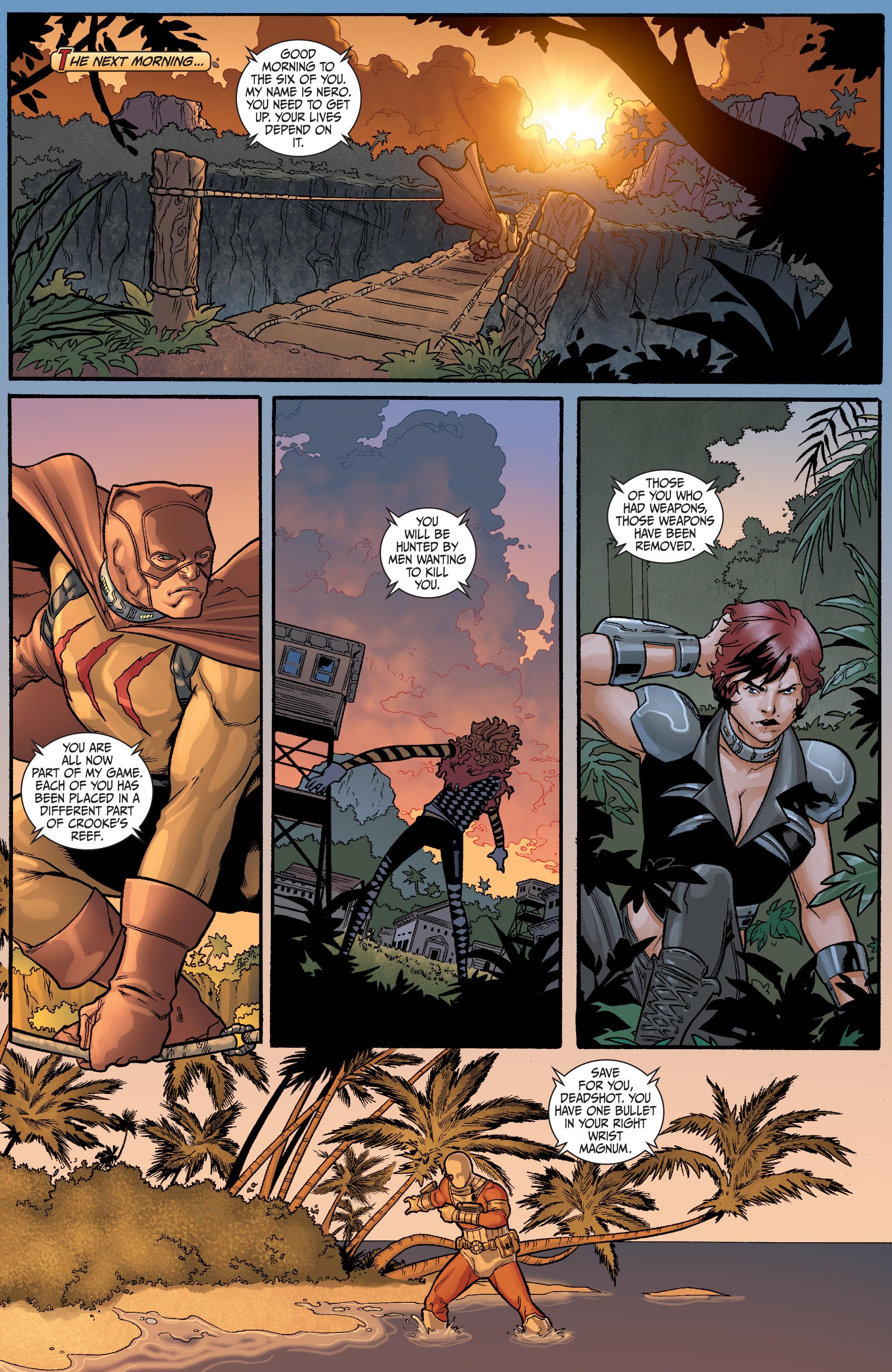 Read online Secret Six (2008) comic -  Issue #23 - 9