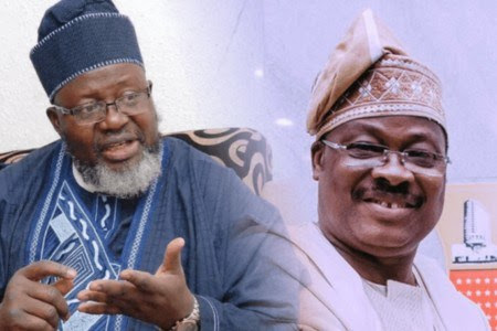 You Did Not Serve NYSC Like Me - Shittu Exposes Gov. Ajimobi
