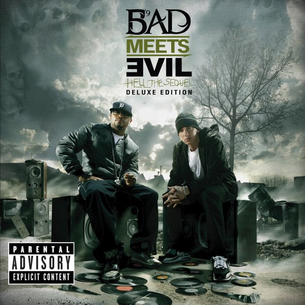 Bad Meets Evil - Lighters (Feat. Bruno Mars) (Clean / Dirty) - Single