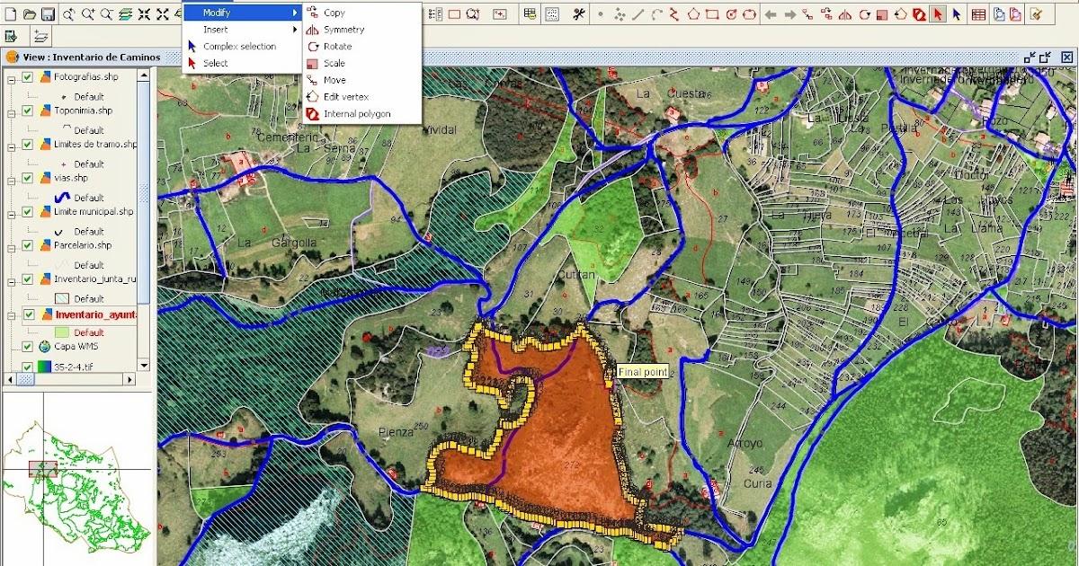 Sistem Informasi Geografi Geomedia