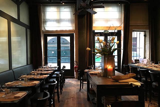 Restaurante Mon Vieil Ami em Paris