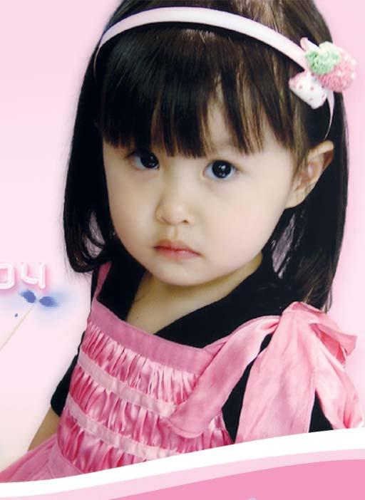 Cute Chinese Maid Cosplay: Cute Chinese Baby Girl