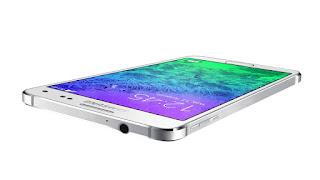 Мобильный телефон Samsung Galaxy Alpha SM-G850F 32Gb White