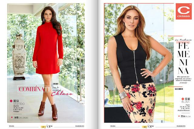vestido rojo moda cklass galilea Montijo
