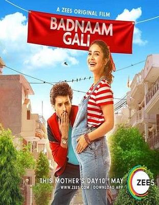 Badnaam Gali 2019 Hindi 900MB WEB-DL 720p