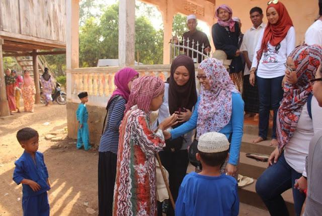 Kamboja Terapkan Sertifikasi Halal