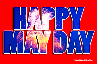 Happy May Day Wishes Images