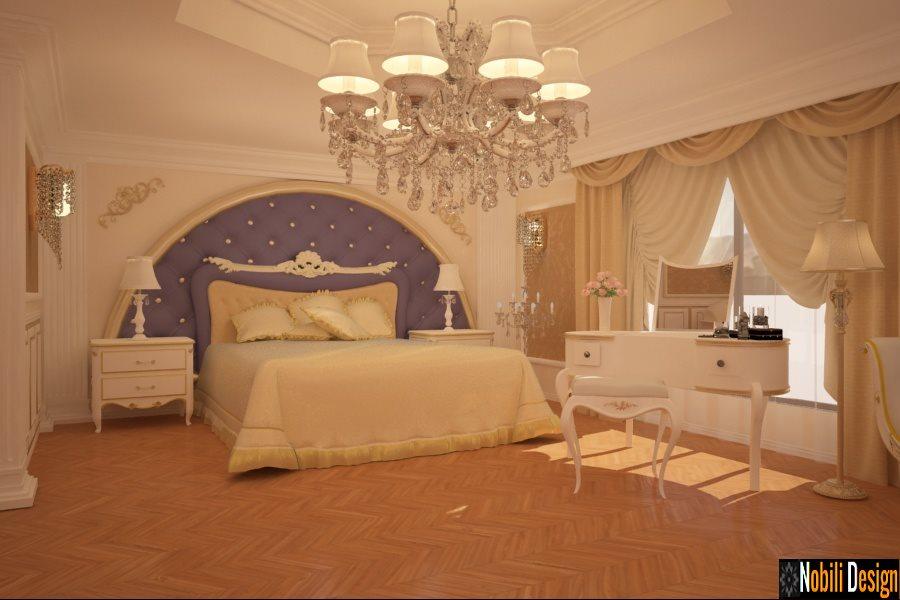 Design interior mobila dormitor de lux Italia - Design Interior | Amenajari interioare - Bucuresti