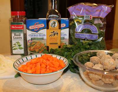 Italian Wedding Soup Ingredients
