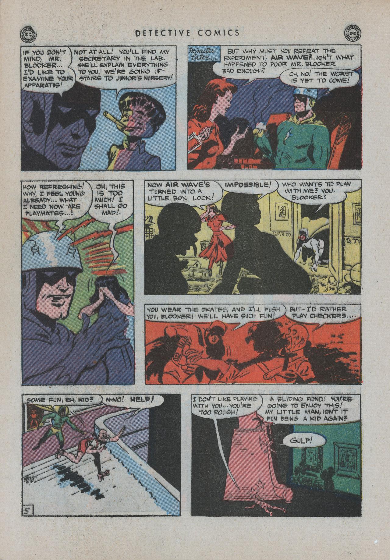 Read online Detective Comics (1937) comic -  Issue #108 - 28
