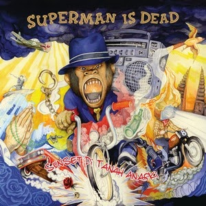 Superman Is Dead - Sunset Di Tanah Anarki (Full Album 2013)