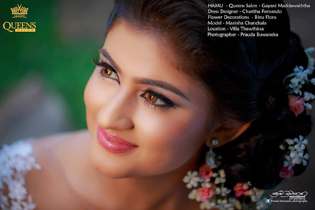 Maneesha Chanchala's Bridal Photoshoot