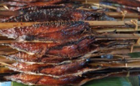 Ikan Komu Asar resep ikan komu asar
