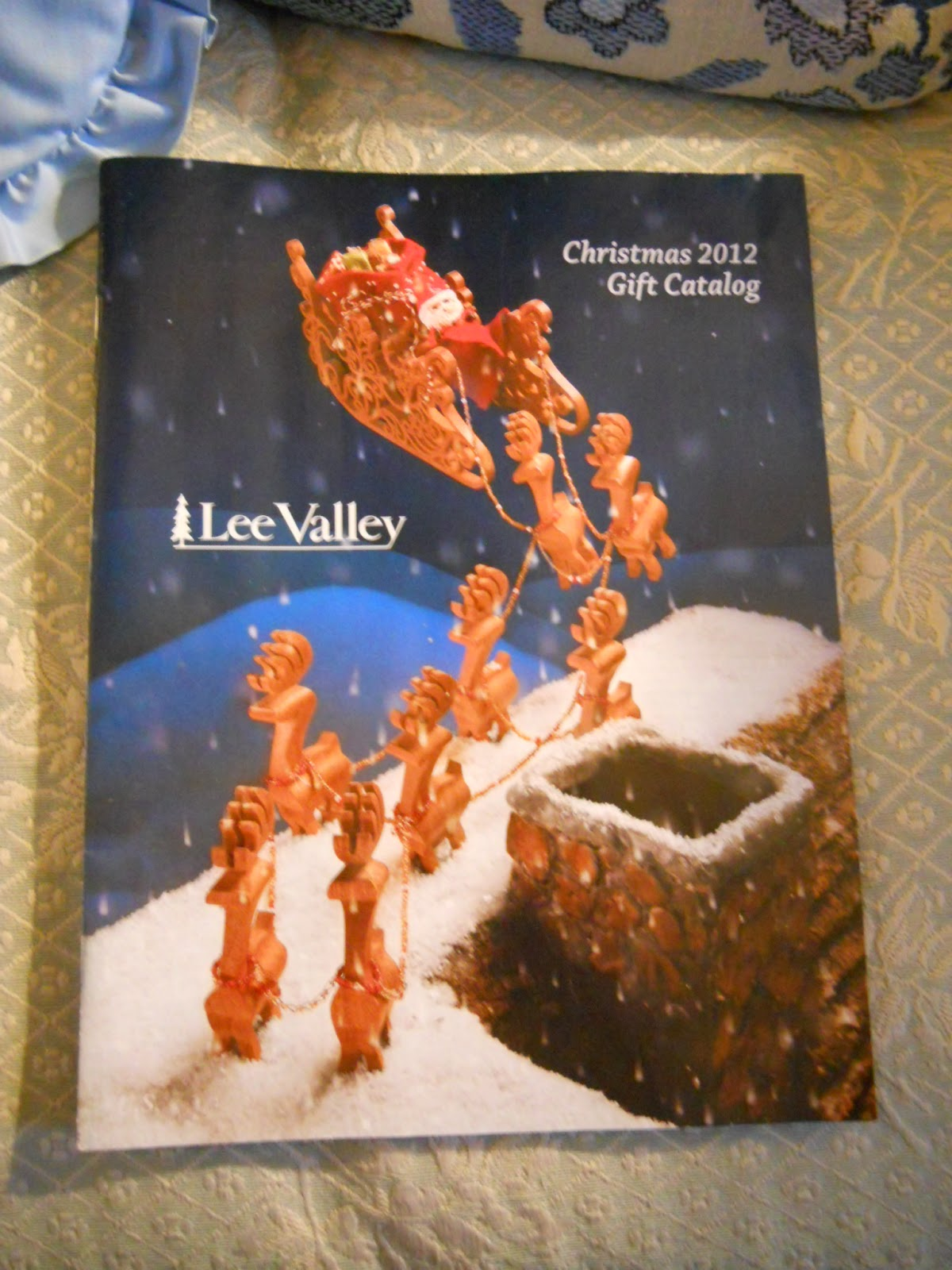 Lee Valley Garden Catalog Canada