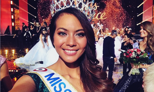 Biodata Vaimalama Chaves Si Miss France 2019, Mantan Korban Bulying BB