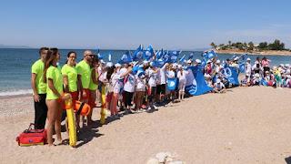 Γαλάζια σημαία 2017: 2η παγκοσμίως η Ελλάδα σε καθαρές ακτές