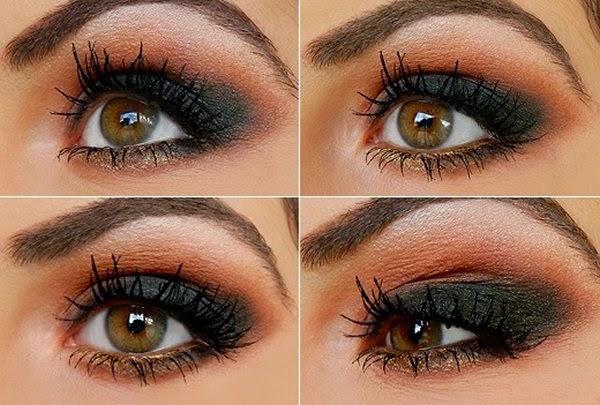 how to do eye makeup for hazel eyes tips amp tutorial b