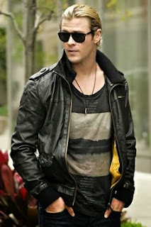 Gambar Thor Leather Jacket
