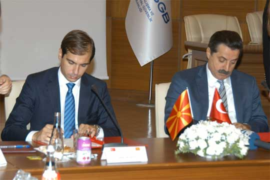 Macedonia, Turkey sign labour and employment cooperation agreement