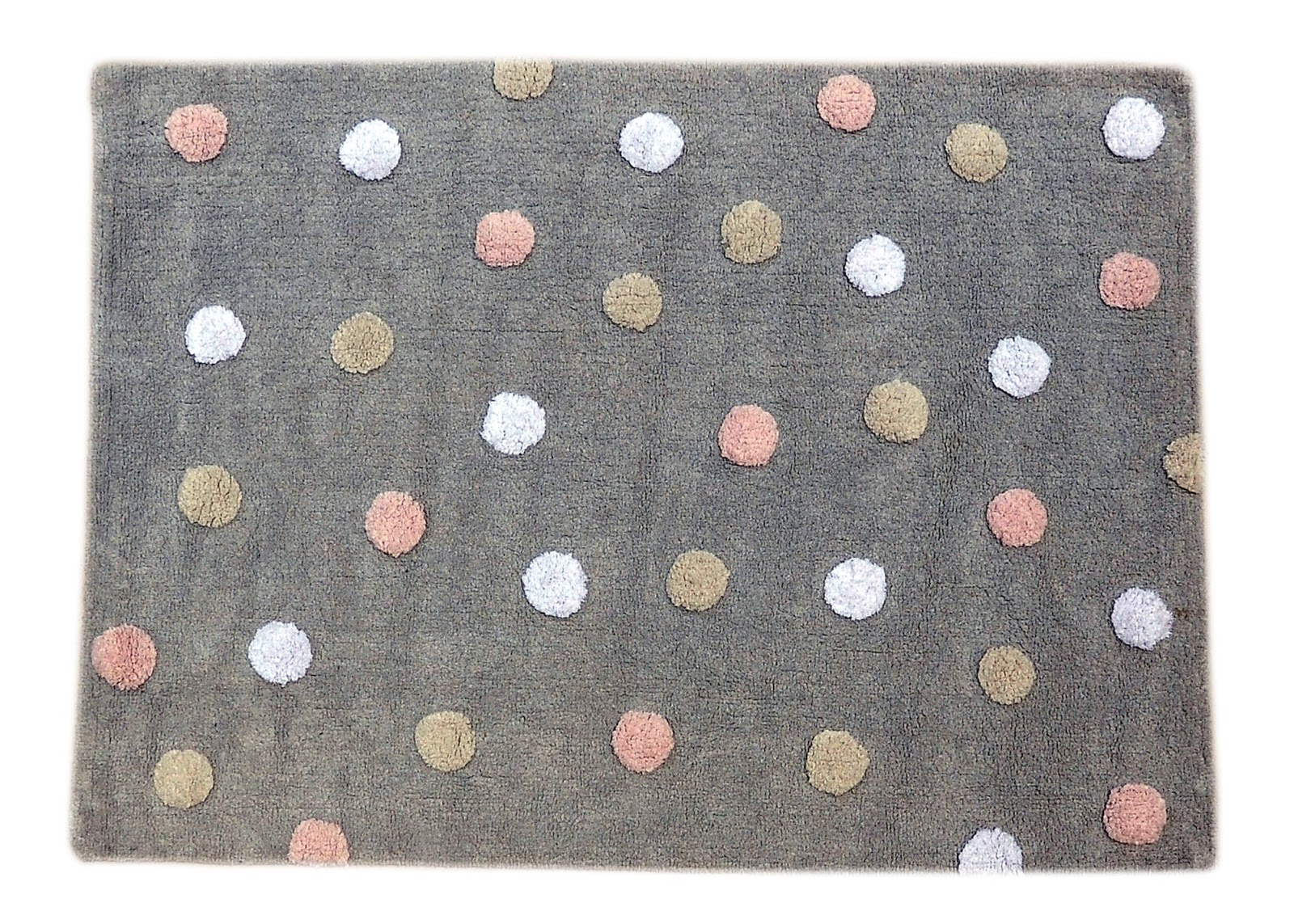 Teppich Kinderzimmer Rosa Grau Make Living Give Away Kids Rug
