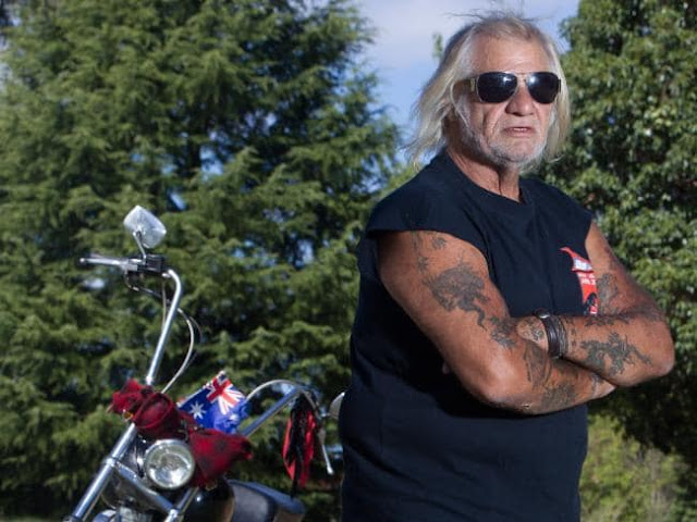 Biker Trash Network • Outlaw Biker News : Hells Angels MC founding