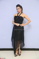 Priyanka in Sleeveless Black Slim Dress Spicy Pics ~  Exclusive 70.JPG