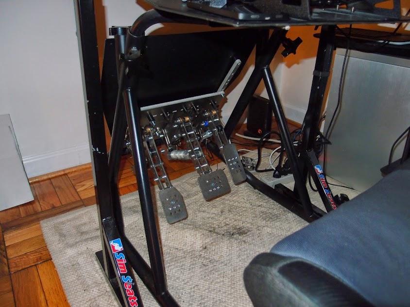 MockRacer: HE Pro Pedal Impressions