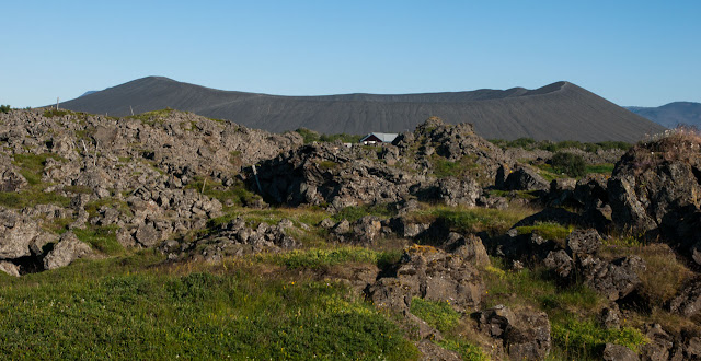Volcán Hverfjall