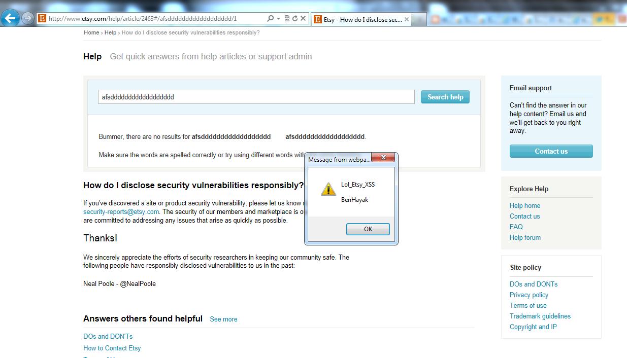 Ben Hayak - Security Blog