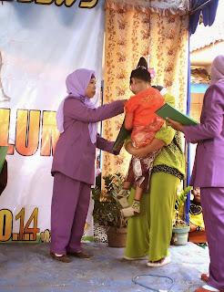Randuagung, TK Babul Ulum Randuagung, Wisuda, RMA NU Babul Ulum