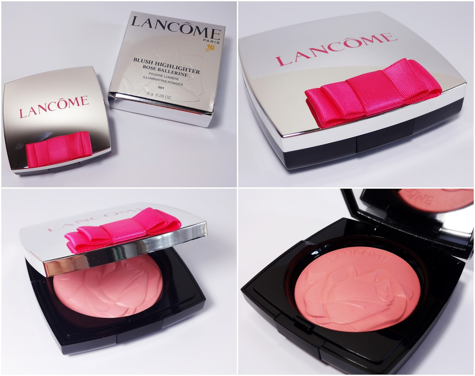 Lancome Rose Ballerine Highlighter Blush (French Ballerine Spring 2014)
