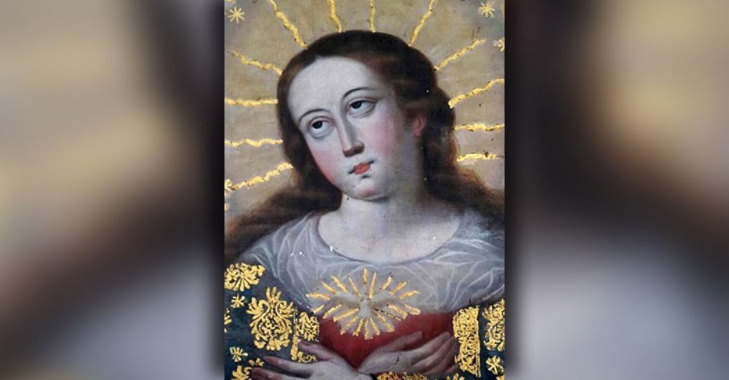 Ministerio de Cultura recupera pintura colonial del siglo XVIII - www.cultura.gob.pe