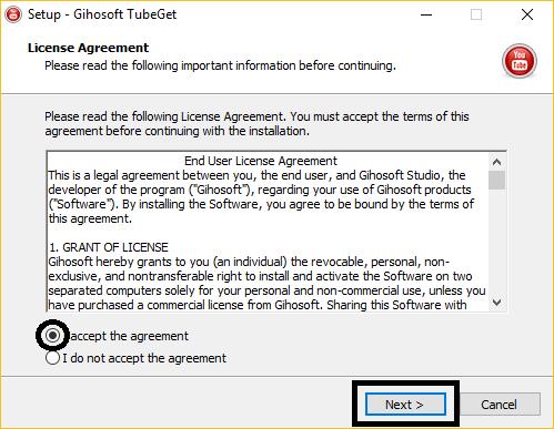 تحميل وشرح Gihosoft TubeGet كامل