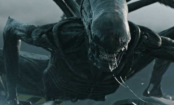 Review: ALIEN COVENANT (2017)