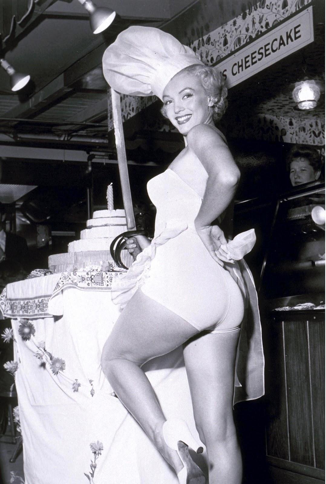 Marilyn Monroe Ass 79