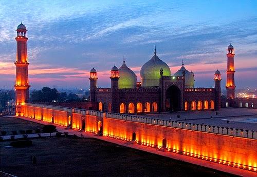Badshahi Masjid HD Wallpaper - ISLAMI ARENA