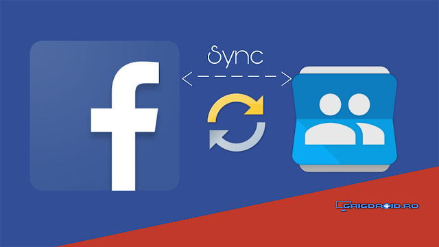 Cum să sincronizezi fotografiile de profil Facebook cu cele ale contactelor din agenda unui telefon Android