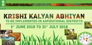 Krishi Kalyan Abhiyaan